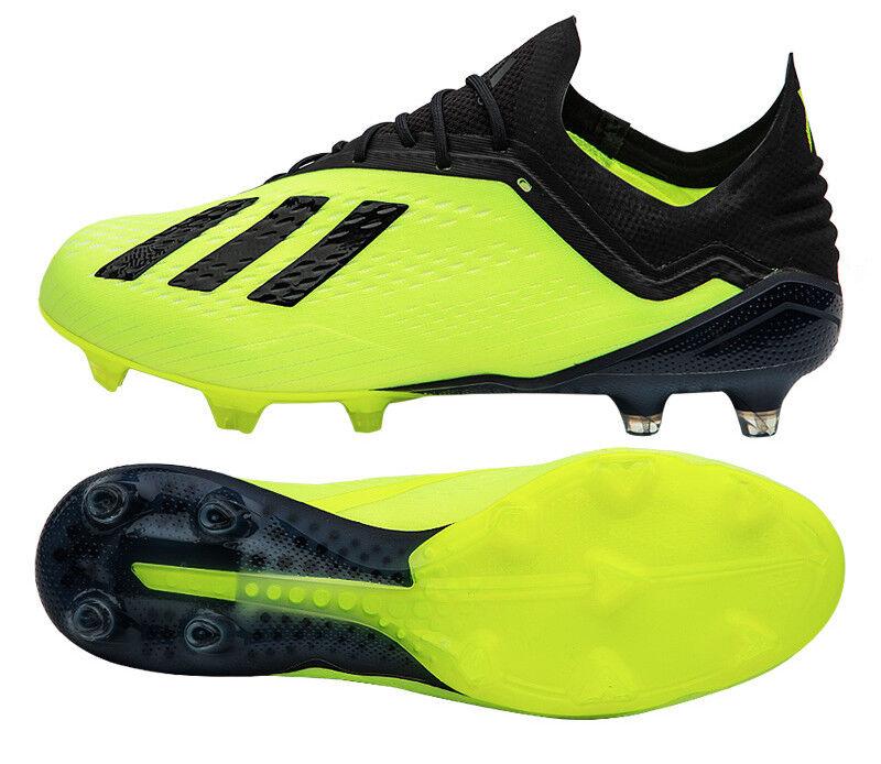 Adidas X 18.1 FG (DB2251) Botines De Fútbol Zapatos botas