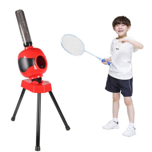 Badminton automatique servir machine Children's Badminton Trainer meilleur cadeau pour enfant