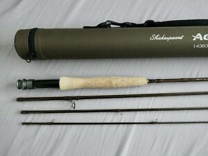 Shakespeare-Agility-Rise-9-foot-line-4-4-piece-Fly-Fishing-Rod