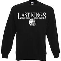 Original Schwarzmarkt Herren Sweater LAST KINGS Pullover Dope Obey Tyga Tisa Xo