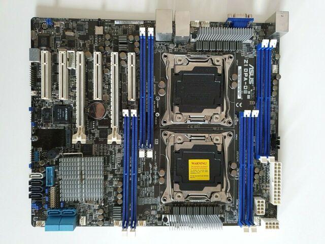 ASUS Z10PA-D8 Motherboard, DualXEON 2011-3 Sockel