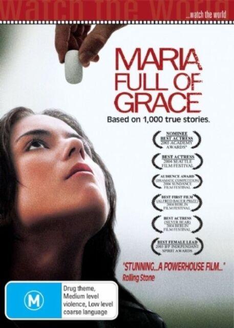 Maria Full Of Grace (DVD, 2005) LIKE NEW... R4