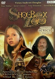 Shoebox-Zoo-Series-1-Complete-DVD-2004-2-Disc-Set-Like-New