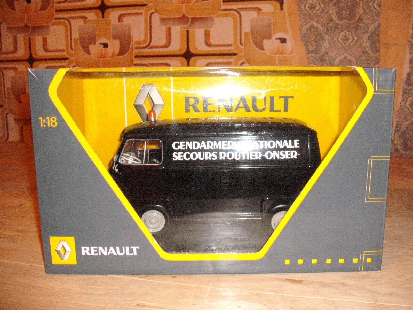 Renault estafette estafette estafette gendarmerie 1 18 546f1f