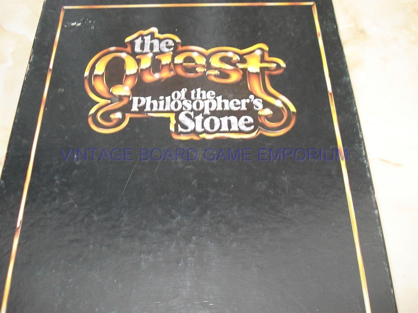 La quête des philosophes Stone Game-très bon ordre-pierre philosophale