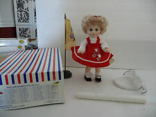 Royal House of Dolls ~ Mary Jane Growing Up in the USA Doll NEW JERSEY W/BOX