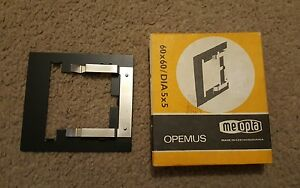 Meopta-5x5-Slide-insert-Opemus-for-negative-carrier
