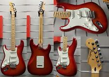 Fender stratocaster plus TOP LH MN | Aged Cherry Burst | LeftHand