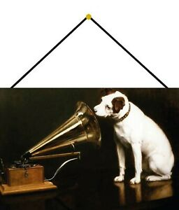 His-Masters-Voice-Dog-Sign-with-Cord-Metal-Tin-7-7-8x11-13-16in-FA0196-K