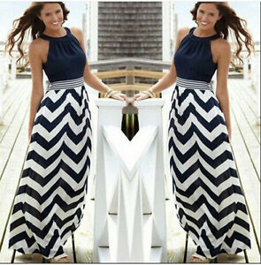 Women-Summer-Holiday-Maxi-Dress-Party-Long-Skirt-PLUS-SIZE-8-1012-14-18-20-22-24