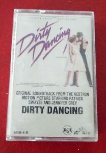 Cassette-Audio-Dirty-Dancing-Soundtrack-BMG-Canada-Records