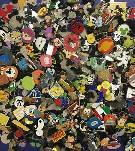 100-Disney-Trading-Pin-Lot-You-Choose-Characters-NO-DUPLICATES-Fast-Shipping