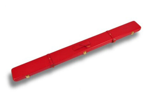 PERADON RED 3//4 LEATHER CASE **S2696.RED**##