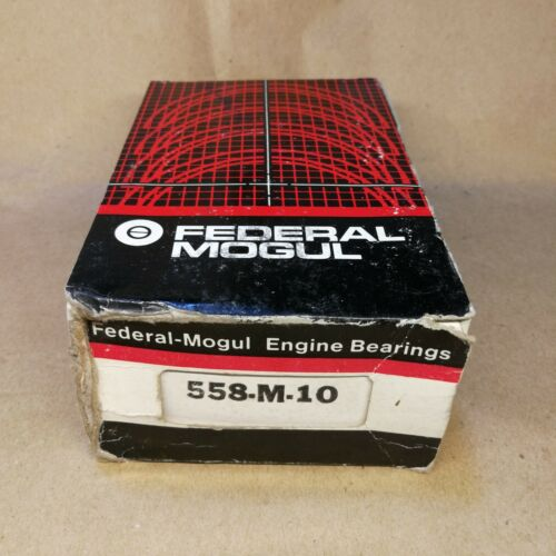 MAIN BEARING SET 010-020 FOR JEEP WILLYS WITH L134 AND F134 ENGINES
