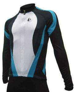 ETXEONDO Aplaus CYCLING JERSEY Long Sleeve BLUE