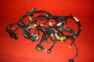 Electric-System-Braided-Cables-Suzuki-GSR-600-2006-2007-2009