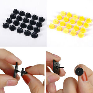 25pcs-Rubber-Pin-Back-Holder-Clutch-Badge-Lapel-Pin-Tie-Tacks-Jewelry-Craft-Hot