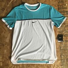 Nike Challenger Premier Rafa Nadal Crew - Omega Blue - Blue  NWT Size Large