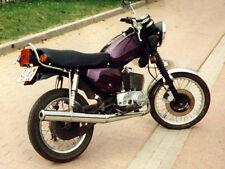 Telegabel Höherlegung Tuning MZ ETZ 125 150 250 NEU Verlänegrung DDR Moped