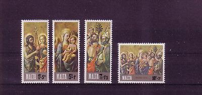 Aufrichtig Malta Michelnummer 538-541 Postfrisch intern: Land Kunden Zuerst