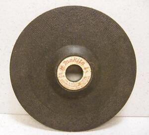 Makita Grinding Wheel 7414133 180mm X 6mm X 22mm Ebay