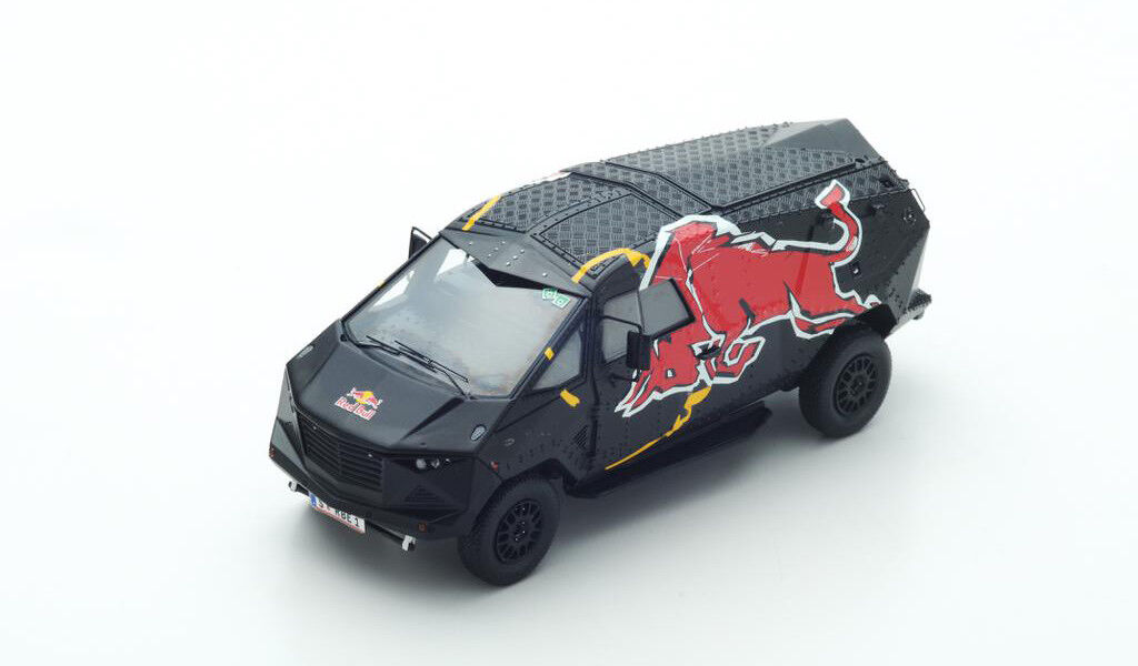 #b1058 SPARK/Bizzare RBE One Red Bull Event Car 1:43 | Vogue