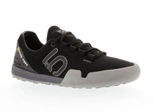 Five Ten Eddy Black Grey Men Shoes Outdoor Footwear Climbing