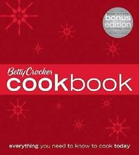 Betty Crocker Cookbook Holiday Bonus Edition