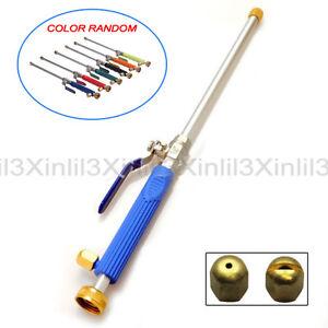New High Pressure Spray Gun Power Washer Spray Nozzle Water Hose Wand Attachment 700819346312 Ebay