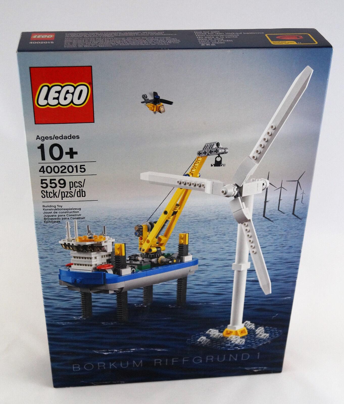 Lego® 4002015 Borkum Riffgrund I Neuware   New   Sealed