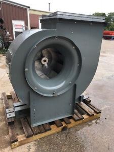 Cook Industrial Power Ventilator Exhaust Fan Squirrel Cage