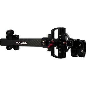 Axcel Accutouch Carbone Pro Vue Av-41 1 Broches .019 Droitier/lh-afficher Le Titre D'origine