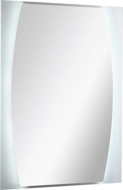 Fackelmann Optima Spiegel 60 Cm Breit Mit Led Beleuchtung Ebay