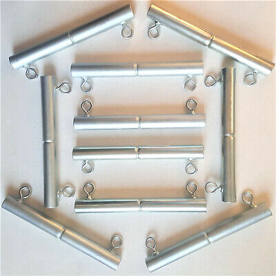 """CONNECTOR CANOPY FITTING 1 3//8/"""" pipe FVFC 2 way JOINER"""