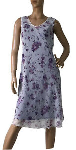 UNDERCOVER-WEAR-COLLECTION-SIZE-12-FLORAL-DRESS-AS-NEW