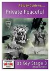A Study Guide to  Private Peaceful  at Key Stage 3: Below level 3 by Janet Marsh, Lesley McDonald (Mixed media product, 2009)