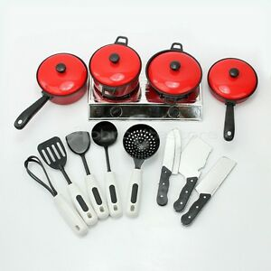 1Set-Kids-Play-House-Toy-Kitchen-Utensils-Pots-Pans-Cooking-Food-Dishes-Cookware