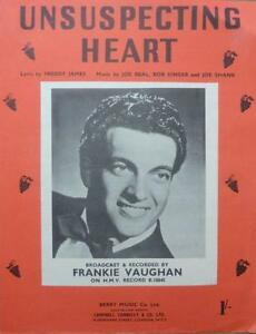 Frankie Vaughan - That's My Doll