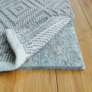 Rugpadusa-8-039-X-10-039-1-3-034-Thick-Basics-100-Felt-Rug-Pad-Safe-For-All-Floors-A