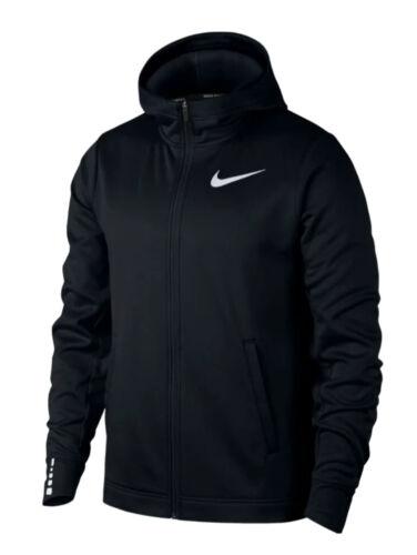 Aq9713 Blanco con Zip con Nike Sudadera para etiqueta Elite de 010 capucha hombre Negro baloncesto Therma Nuevo 8nqRP