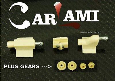 FidgetGear Kit de reparaci/ón de Faros Delanteros para Jaguar Tipo X con Engranajes