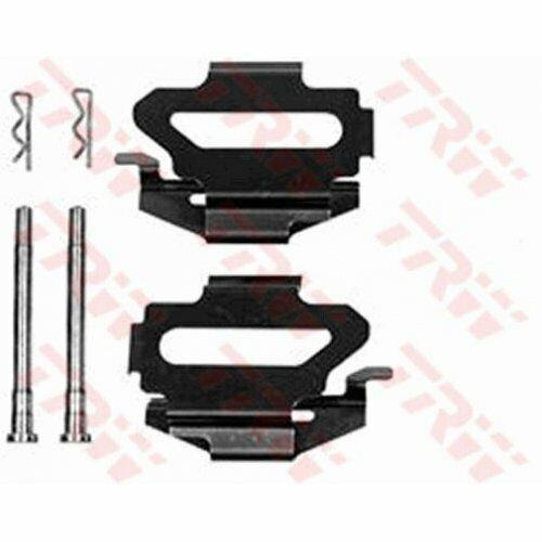 Kit D'Accessoires Garniture de Frein à Disque TRW PFK344 TRW