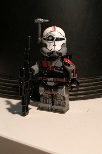 Lego Star Wars the clone wars custom Crosshair Bad Batch clone force 99 season 7