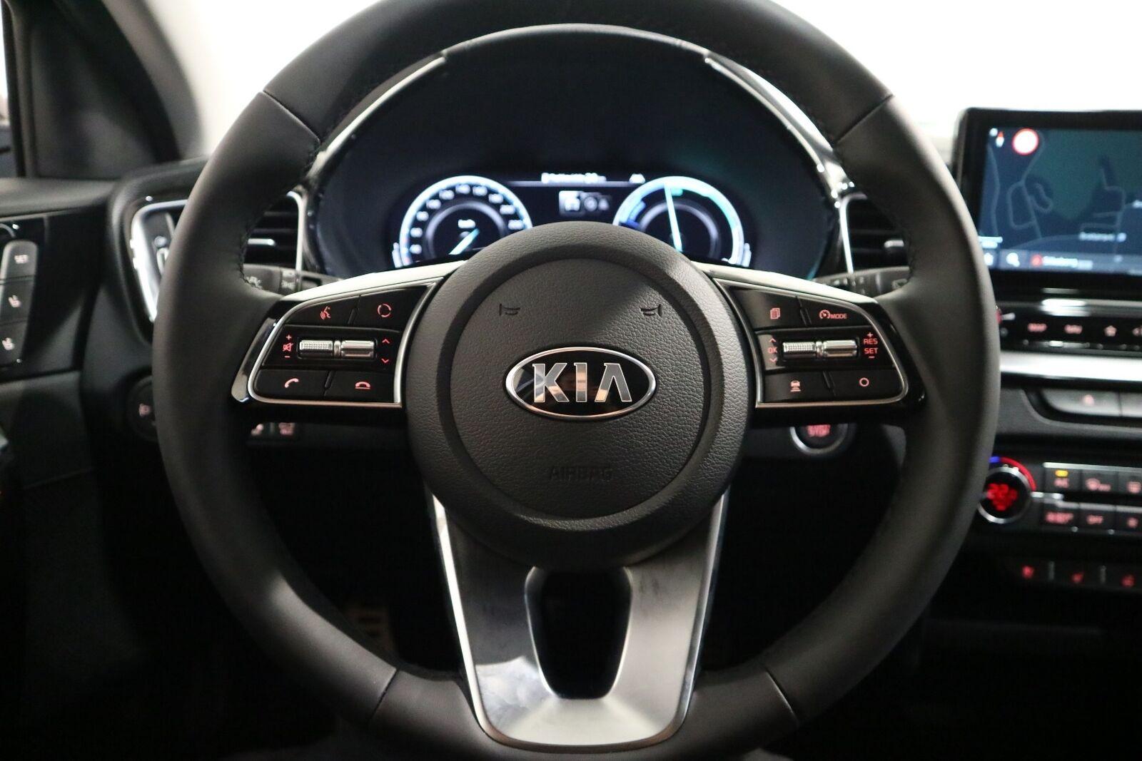Kia Ceed 1,6 PHEV Upgrade+ SW DCT - billede 3