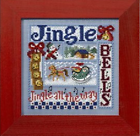 Mill Hill Jingle Bells Winter Series Buttons Beads Kit Mh14 8306 Christmas Horse