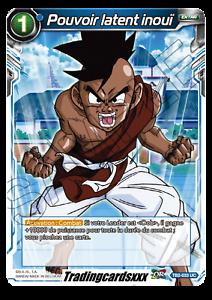 TB2-033 UC ♦Dragon Ball Super♦ Pouvoir latent inoui VF