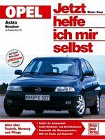 Opel Astra F Reparaturanleitung Reparatur-Handbuch Reparaturbuch Jetzt helfe ich