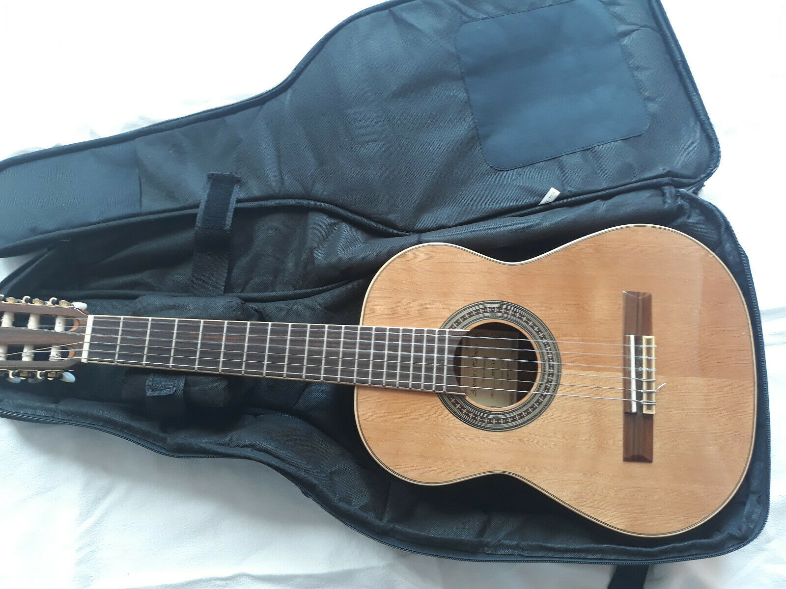 Gitarre 1 2 Antonio Hermosa AHH-100