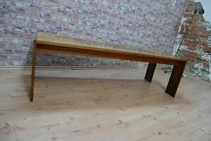 60er 70er jahre palisander couchtisch tisch bank rosewood ebay. Black Bedroom Furniture Sets. Home Design Ideas