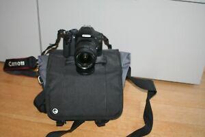 Fotocamera-Canon-EOS-550D-reflex-digitale-obiettivo-18-55-IS-borsa-sd-8gb